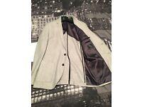 Grey suit jacket for sale £20