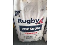 3 bags of cement 20kg each