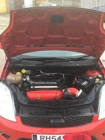 Ford Fiesta St 200 BHP