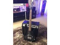 Guitar / Amp Combo: Ibanez SA160 and Peavey Vypyr VIP1