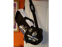 Newcastle United Football NUFC very Large hold all kit bag