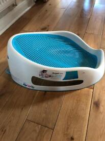 Like new Angelcare Soft Touch Baby Bath Support.