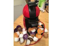 Krups dolce gusto coffee maker