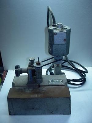 Hermes Engravograph 8000-128 Engraving Machine 115vac 115hp Antique Vintage
