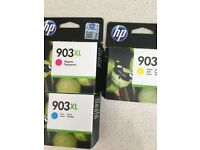 Genuine New Hp Ink Cartridges 903 XL