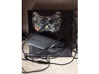 Microsoft Xbox 360 w controller