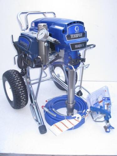 Graco Mark 5 , 15m slang, pistool -ACTIE-