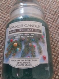 Large yankee candles. Brand new unlit. £13.50 RRP £23.99 collection