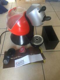 Nescafé dolce gusto coffee machine