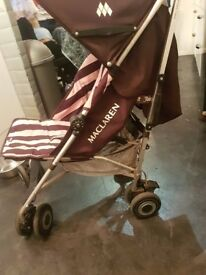 Limited edition Juicy couture buggy