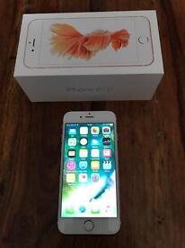iPhone 6s 16gb on 02 giffgaff Tesco or Sky