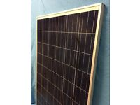 ASM6610P 260Watt Astronergy Solar Panel, Used