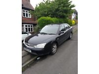 Ford Mondeo, low mileage, part service history & Mot till March 19