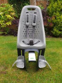Yepp Maxi Seatpost (Grey) Children/Childs Bike Seat - excellent condition