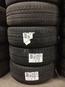 235/55/18 Michelin Latitude X-ice (Winter)