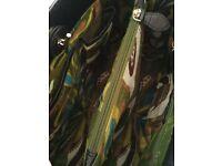 Osprey leather bag