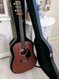 Martin Road Series DRS1 Dreadnought Electro Acoustic Guitar - RRP £795