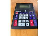 Big display 8-digit touch tone calculator
