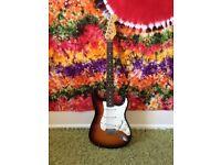 Fender Stratocaster - American Standard - 3 Colour Sunburst