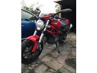Ducati 796 2010 IMMACULATE