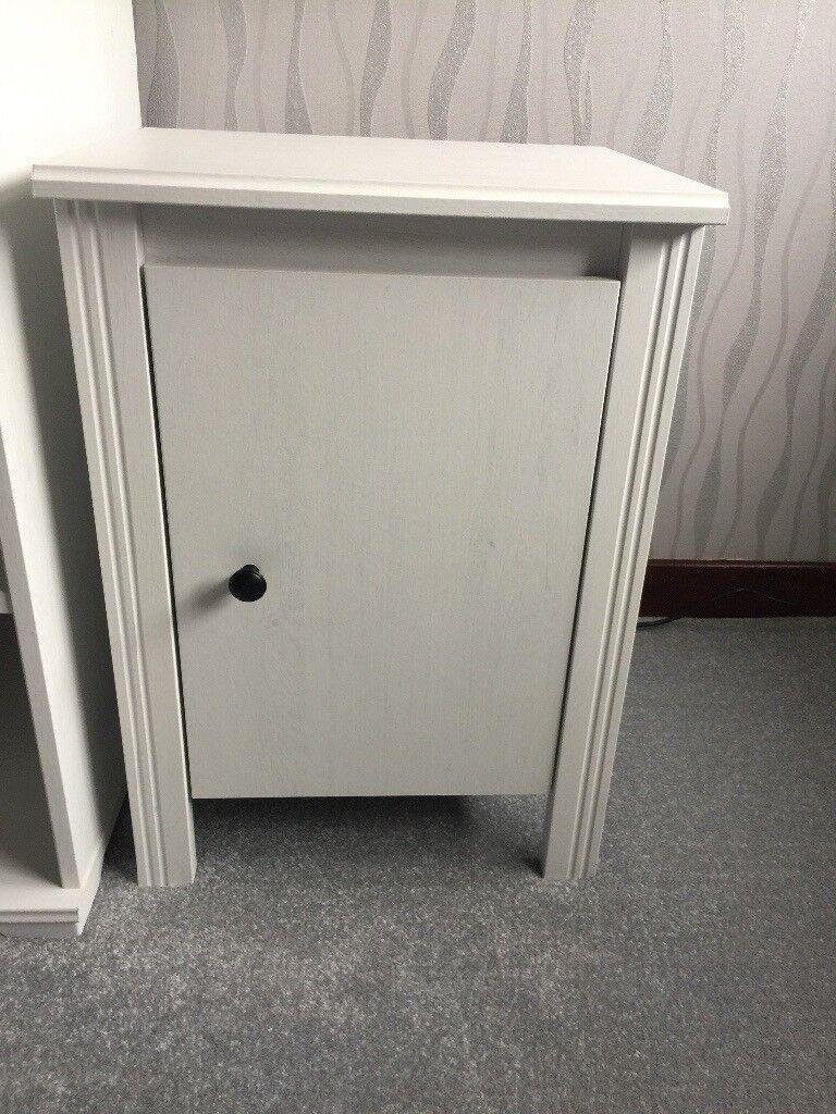Grey Bedside Tables: In Hamilton, South Lanarkshire