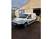 Citroen Berlingo 625 LX HDi Van; 2011; White £3650 Plus VAT