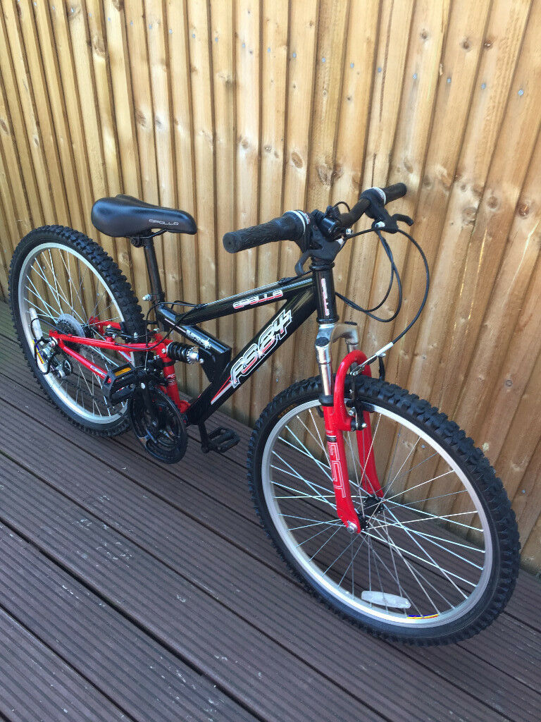BIKE(IN VERY GOOD CONDITION)