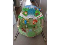Fisher Price Rainforest Bouncer