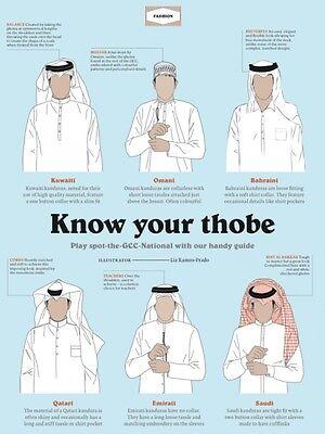Thawb Desert Dress Offizielle Original Weiß Herren Jungen Lang Kostüm - Thawb Kostüm