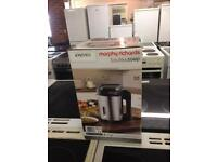 MORPHY RICHARDS SAUTÉ &SOUP MAKER BRAND NEW IN THE BOX🌎🌎