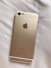 iPhone 6S in Gold 16GB