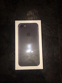iPhone 7 brand new 32GB