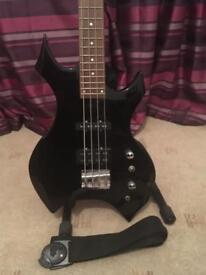 Stagg Warlock Bass Guitar