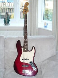 Fender Jazz Bass Mexican model