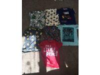 Kids t shirts vgc 3-4 4-5 x7 bundle