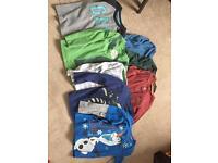 Boys 2-3 long sleeved t-shirt bundle