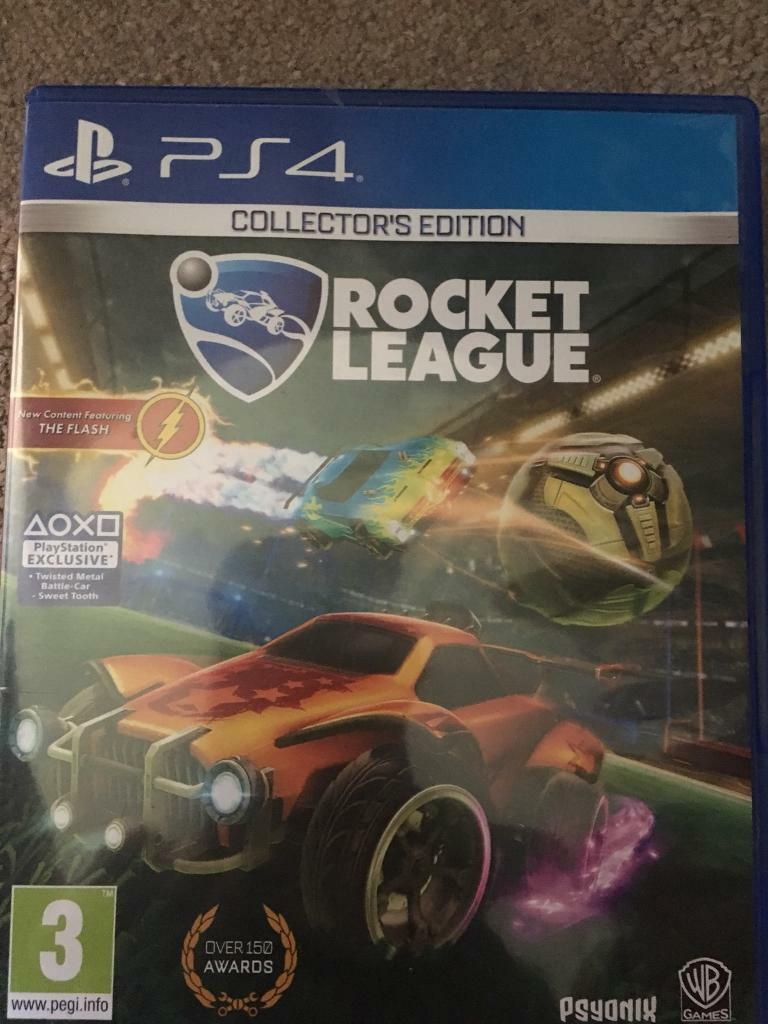 Rocket league PS4 game | in Washington, Tyne and Wear | Gumtree