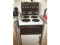 Jackson Cooker and Sharp microwave