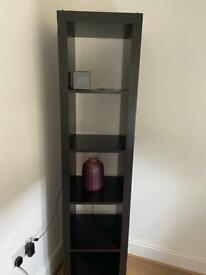 IKEA SHELF ( dark brown)