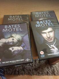 Bates motel dvds