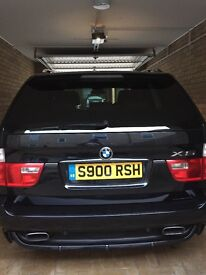BMW X5 4.8is Exclusive