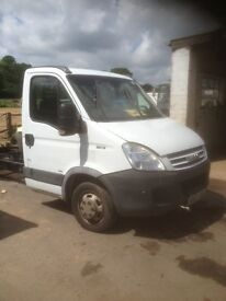 Iveco daily 35c12 BREAKING 57 reg