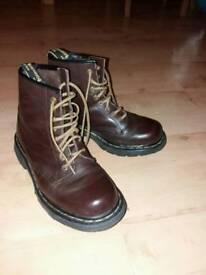Doc Martin boots size 7