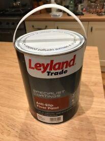 Leyland Anti-Slip Floor Paint 5 litres