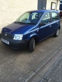 Fiat panda. Great condition. Ready to go.