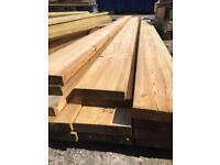 New timber wooden planks, 9x2, 4.8 meters, Joists C16
