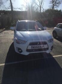 2014(64)White Auto 4x4, 5 door, leather heated seats, panoramic roof, FSH