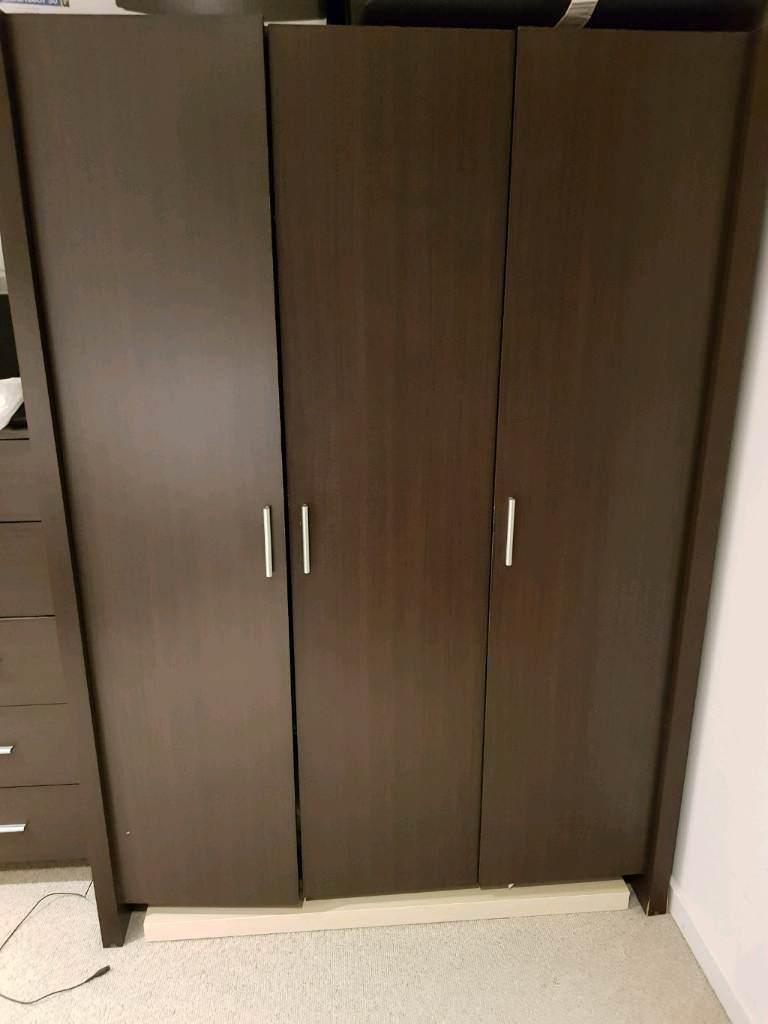 Wardrobe (bedroom furniture) for sale