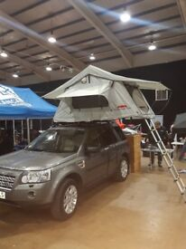 Ventura Deluxe 1.4 Roof Tent 2-3 Person Camping Expedition Overland 4x4 VW Van Trailer Car RRP£1600