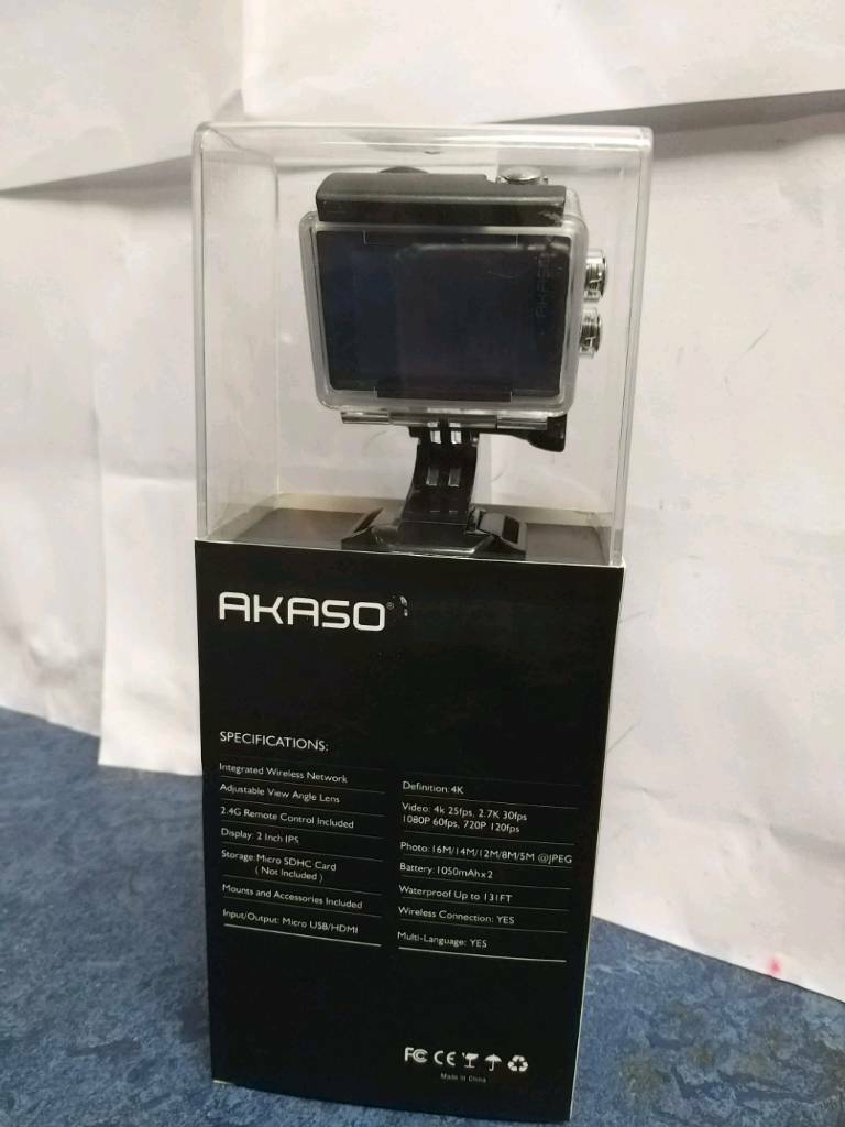 Akaso EK7000 Pro | in Irvine, North Ayrshire | Gumtree